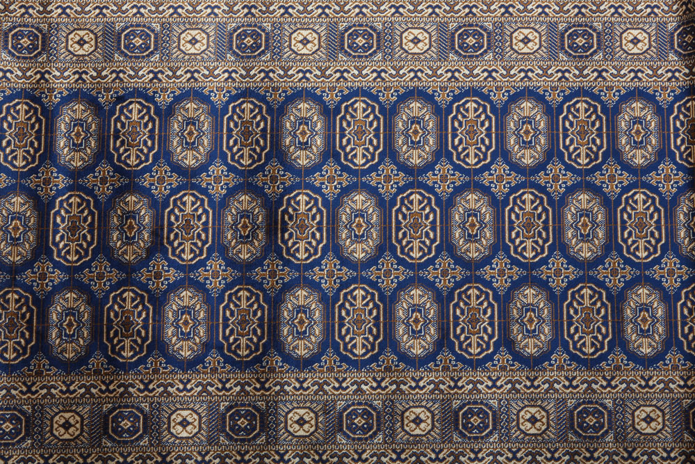 Carpet Blue Chiraz