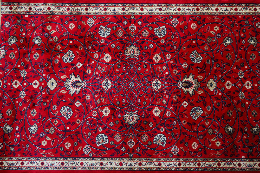 Carpet Red Herat
